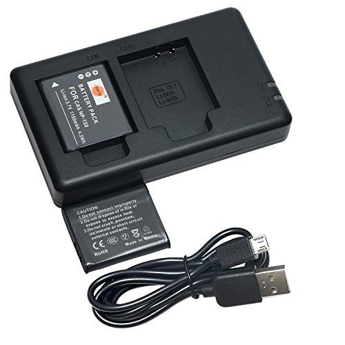 Original VHBW ® cargador para Casio Exilim ex-z1080 ex-Z 1080