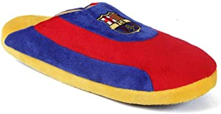 Happy Feet Mens and Womens Officially Licensed Soccer Club Low Pro Slippers