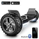 Cool&Fun 8.5' Balance Board Scooter Patinete Hummer SUV 700W Eléctrico Bluetooth App Self Balancing...