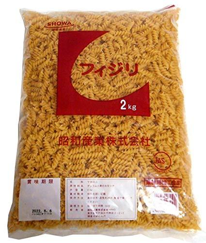 昭和産業株式会社 昭和 フィジリ 2Kg ×4個