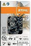 Catena Stihl 3/8 1,6 mm 72 maglie per barra 50 cm
