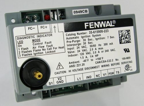 Lennox Armstrong 10J58 Ignition Control Module Fenwal