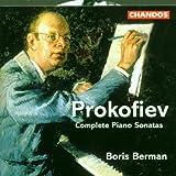 Complete Piano Sonatas By Sergey Prokofiev (Composer) (1999-10-01)
