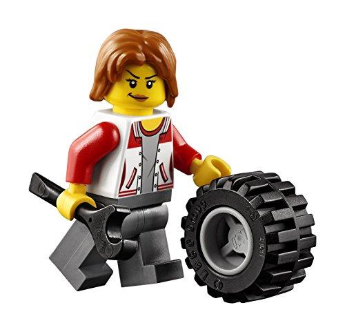 Super Équipe de Course Tout-Terrains Camion Pickup LEGO City - 60148 - 239 Pièces - 9