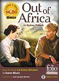 Out of Africa - La ferme africaine - Édition limitée (poche + DVD du film)
