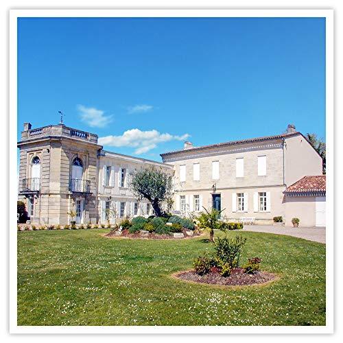 Smartbox - Coffret Cadeau - Dégustation de vins de Bordeaux et Visite du château Belloy - idée Cadeau Originale