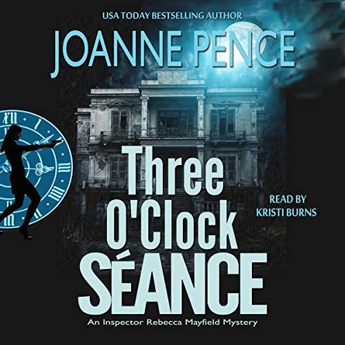 Three O'Clock Séance audiobook cover art