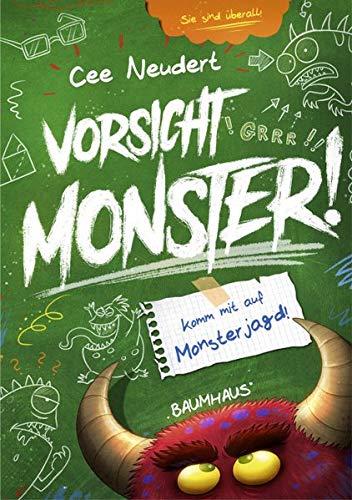 Vorsicht, Monster! - Komm mit auf Monsterjagd!: Band 2