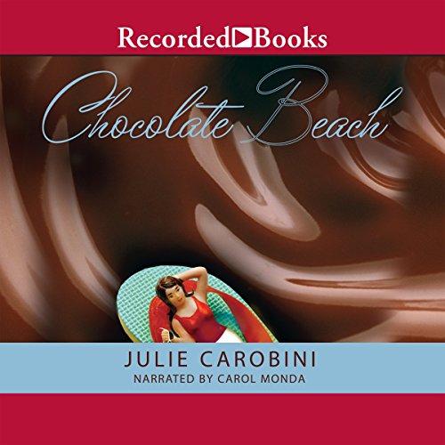 Chocolate Beach audiobook cover art