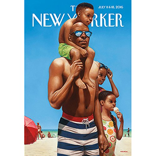 The New Yorker, July 11th and 18th 2016: Part 2 (John Seabrook, Larissa MacFarquhar, Kelefa Sanneh) audiobook cover art