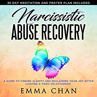 Healing After Narcissistic Abuse Audiobook | Jasmine Harriet