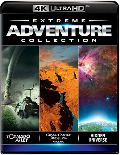 Extreme Adventure Collection (4K Uhd)