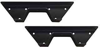 QSA Bolt-On C-Notch Kit Compatible with 1973-1987 Chevrolet C10 / GMC C15