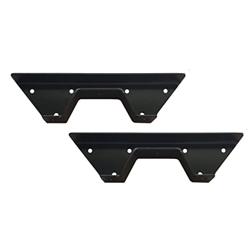 QSA Bolt-On C-Notch Kit Compatible with 1973-1987 Chevrolet C10 /