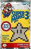 Perler Beads Super Mario Bros. Super Star Kit