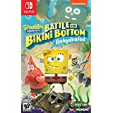 Spongebob Squarepants: Battle for Bikini Bottom - Rehydrated (輸入版:北米) – Switch