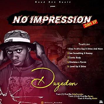 No Impression
