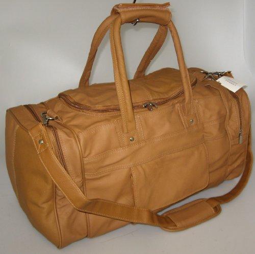 lorenz parche de cuero genuino de cuero con el hombre hecho recortar cuero de vaca holdall bolsa de deporte bolsa de gimnasio bolsa de bronceado maleta de viaje fuerte bolsa