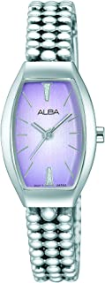 Alba Watch for Women , Analog , Stainless Steel Band , AH8255X