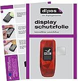 dipos I 6X Schutzfolie klar kompatibel mit Garmin Vivofit Junior 2 Folie Bildschirmschutzfolie