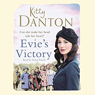 Evie's Victory     Evie's Dartmoor Chronicles, Book 3              By:                                                                                                                                 Kitty Danton                               Narrated by:                                                                                                                                 Emma Powell                      Length: 9 hrs and 26 mins     10 ratings     Overall 4.3