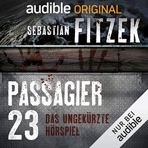 Passagier 23 audiobook cover art