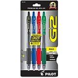 Pilot G2 Retractable Gel Ink Pen (31255)