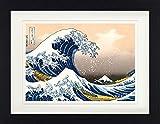 1art1 113795 Katsushika Hokusai - Die Große Welle Vor