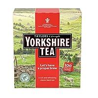 Taylors of Harrogate Yorkshire Teaレッド(4X 100バッグ)