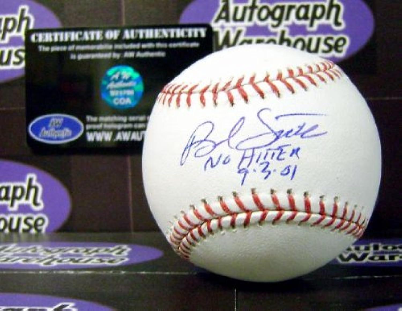 Bud Smith Autographed Baseball Baseball Baseball - inscribed No