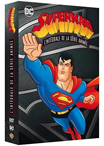 Superman : la srie anime - L'intgrale des 9 saisons...