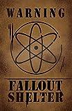 Gravity Falls–Fallout Shelter Poster