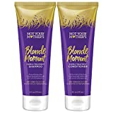 Not Your Mother's Blonde Moment Purple Shampoo and...
