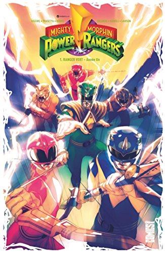 Power Rangers - Tome 01 : Ranger vert - Année un (French Edition)