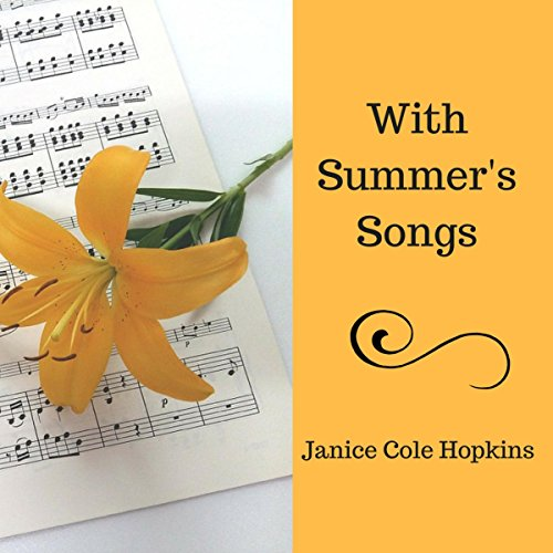 With Summer's Songs audiobook cover art