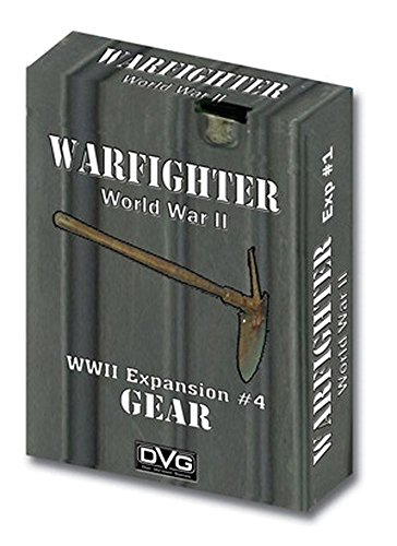 Warfighter WW 2 – Expansion #4: Gear