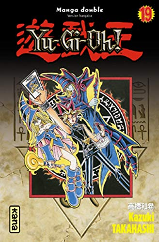 Yu-Gi-Oh! Tome 19 et 20