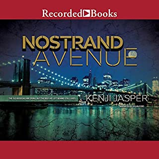 Nostrand Avenue audiobook cover art