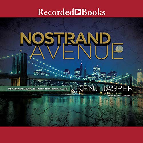 Nostrand Avenue audiobook cover art