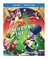 Tom and Jerry: A Nutcracker Tale [Blu-ray]