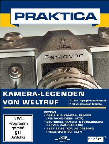 Praktica - Kamera-Legenden von Weltruf