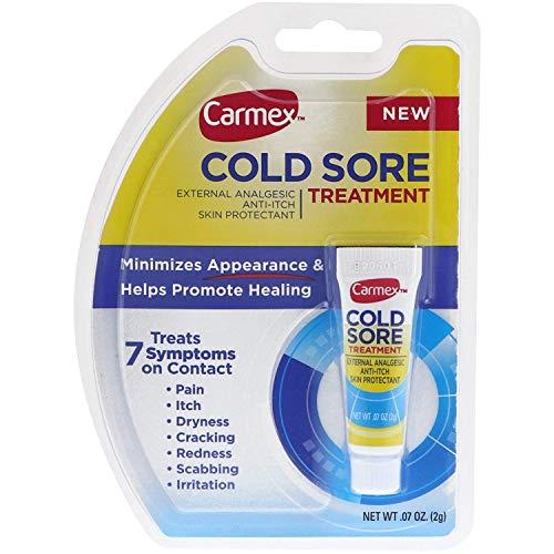 Carmex Cold Sore Treatment, 0.07 Ounce