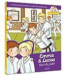 emma et lucas - Le judo