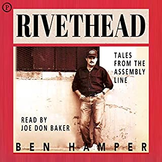 Rivethead cover art