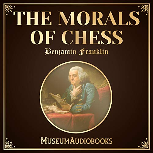 The Morals of Chess audiobook cover art