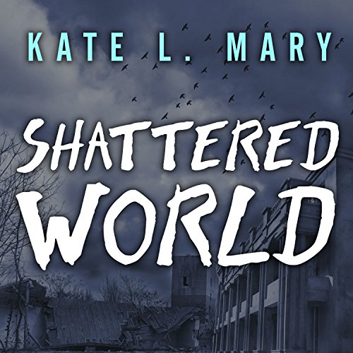 Shattered World audiobook cover art