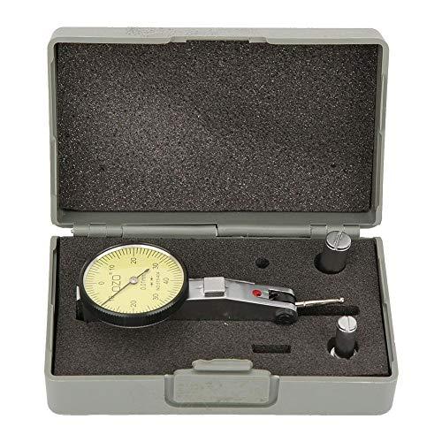 0〜0.8mm 0.01mm精密メトリックダブテールレールダイヤルテストインジケータ ダイヤルゲージ
