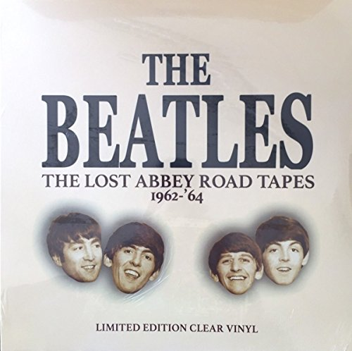 Lost Abbey Road Tapes 1962-64 - Clear Vinyl [Vinilo]