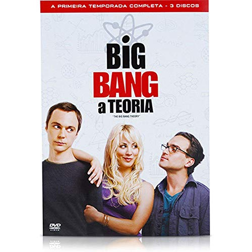 Big Bang Theory - 1ª Temporada Completa