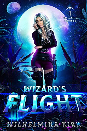 Book Cover for Wizard's Flight
